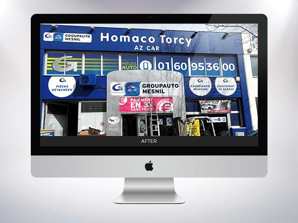 Homaco Groupe Torcy